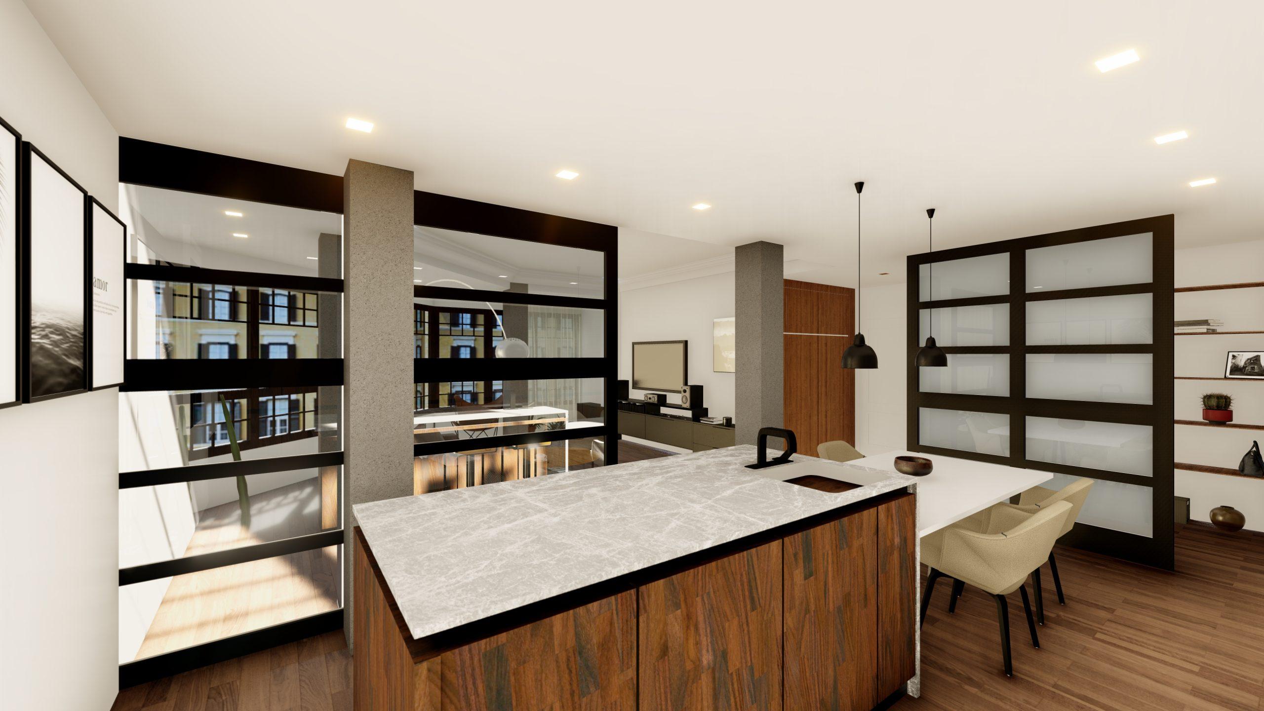 reforma-cocina-salón